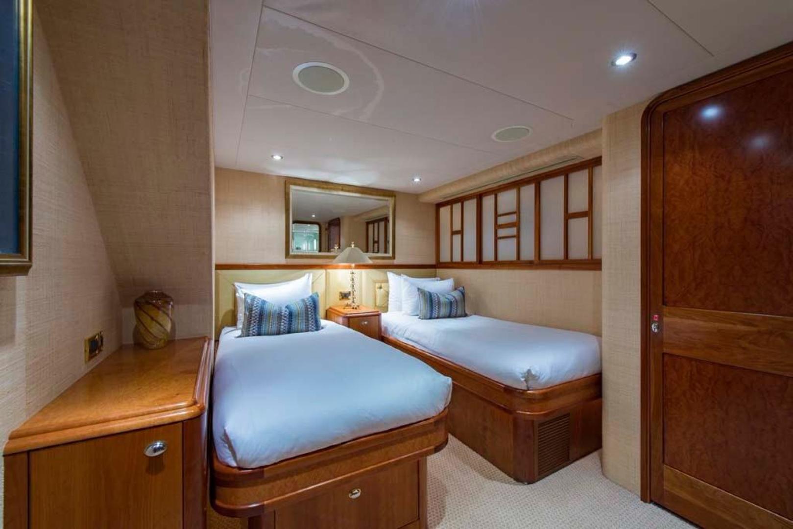 Westport-Tri-Deck 2003-Vision Jupiter-Florida-United States-Starboard Guest Statroom-370677 | Thumbnail