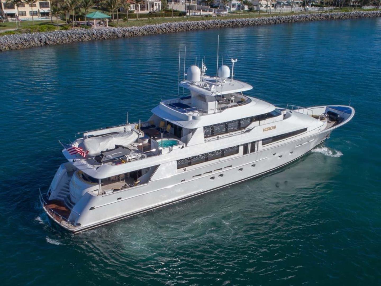 Westport-Tri-Deck 2003-Vision Jupiter-Florida-United States-Starboard Aft Quarter-370616 | Thumbnail