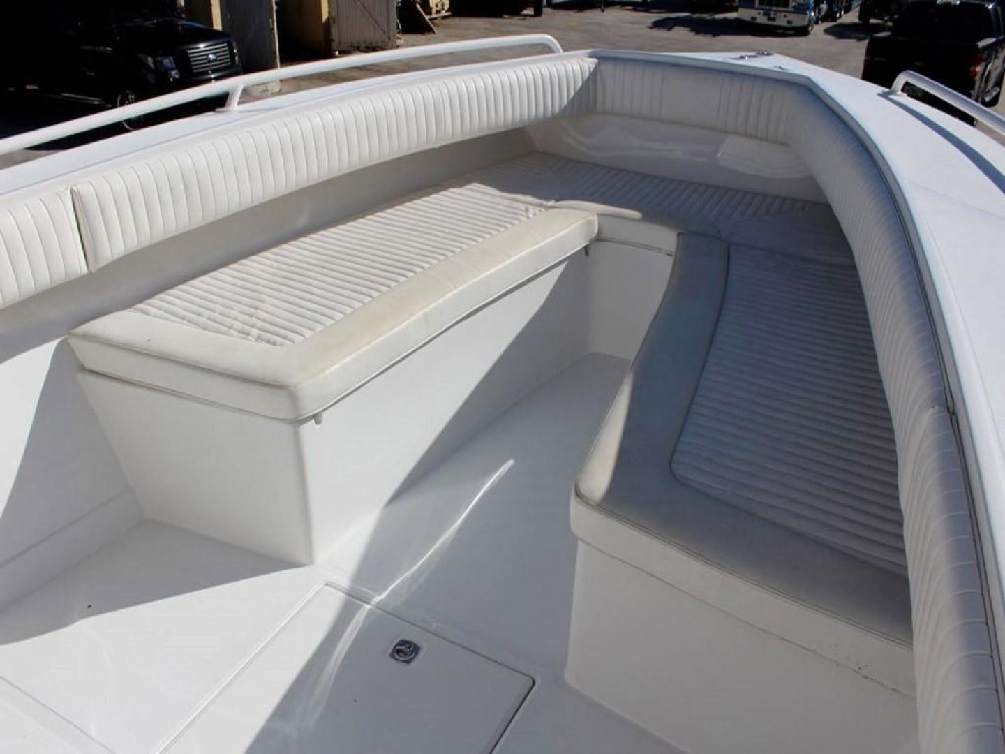 Jupiter-31 Center Console 2005-Lucky Duck Boynton Beach-Florida-United States-Bow Seating-279126 | Thumbnail