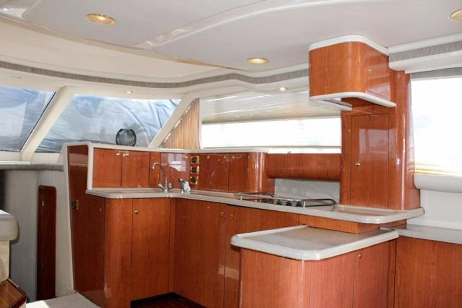 Sea Ray-480 Sedan Bridge 1999 -Pompano Beach-Florida-United States-Galley-370426 | Thumbnail