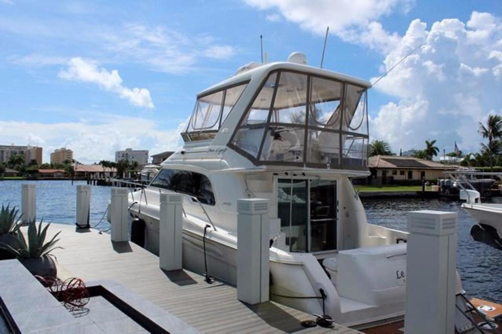 Sea Ray-480 Sedan Bridge 1999 -Pompano Beach-Florida-United States-Profile-370408 | Thumbnail