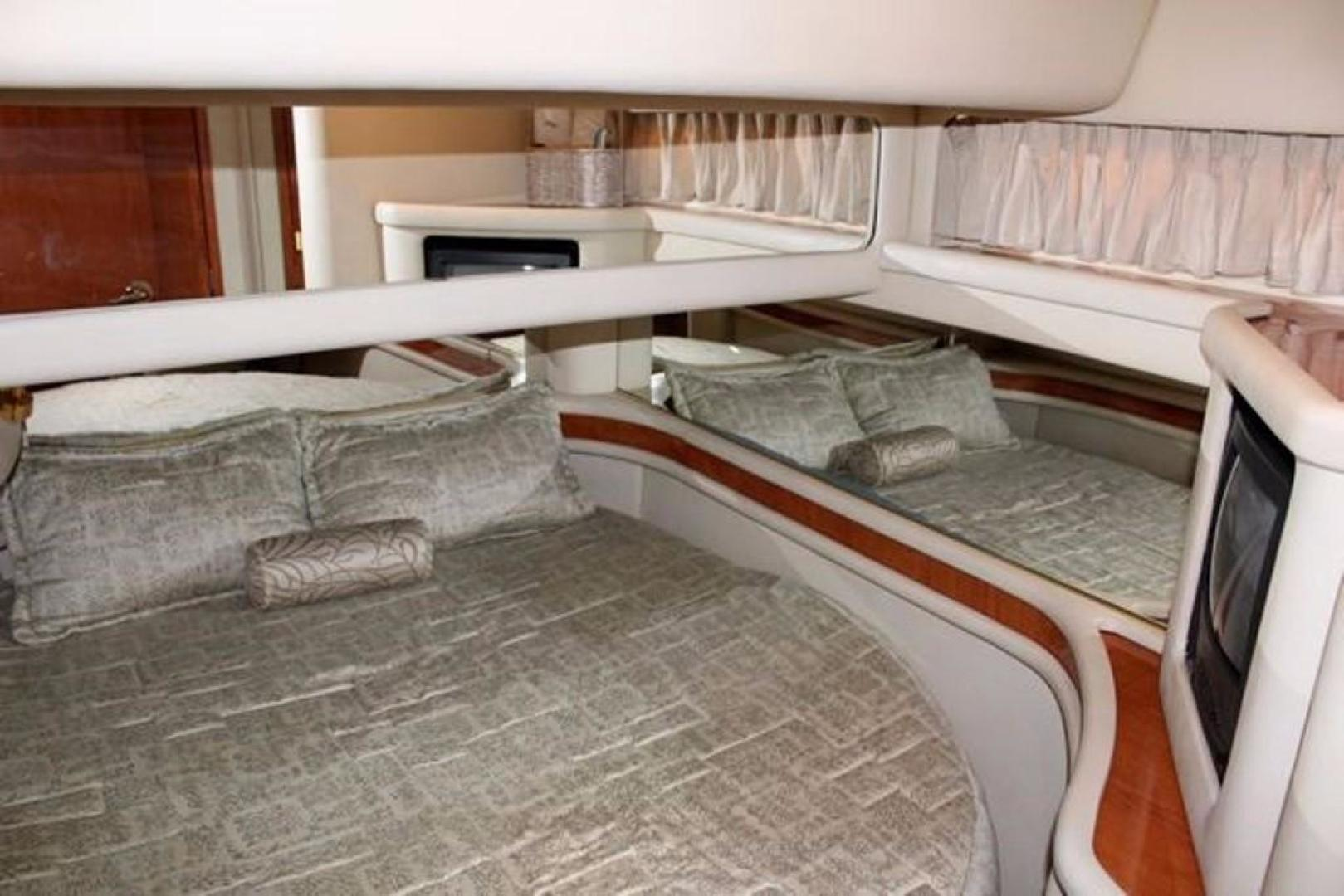Sea Ray-480 Sedan Bridge 1999 -Pompano Beach-Florida-United States-Guest Cabin-370430 | Thumbnail