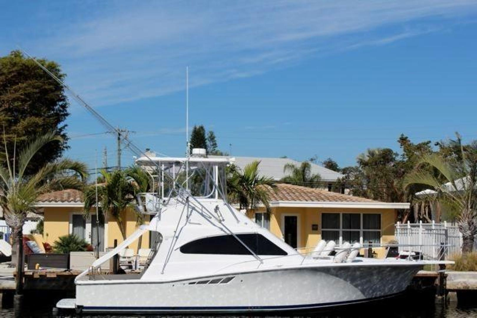 Luhrs-40 Convertible 1999-Seagar Time Pompano Beach-Florida-United States-Profile-923924 | Thumbnail