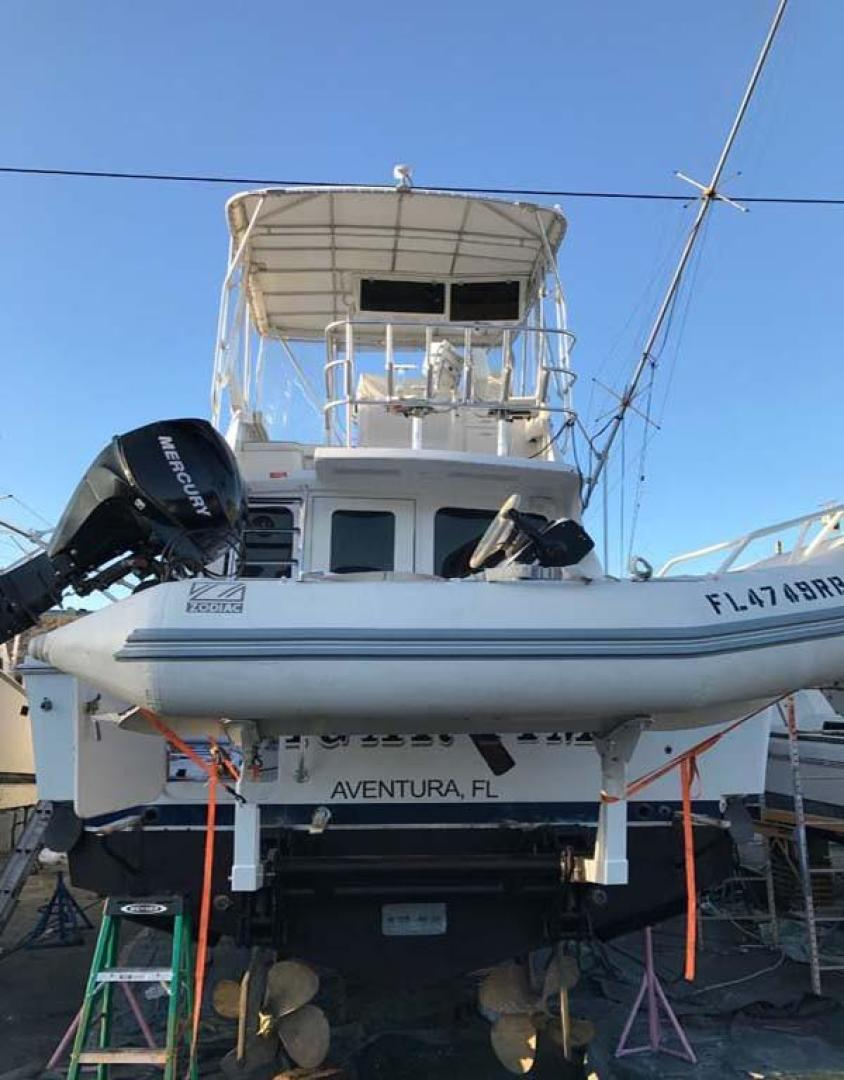 Luhrs-40 Convertible 1999-Seagar Time Pompano Beach-Florida-United States-Dinghy-923956 | Thumbnail