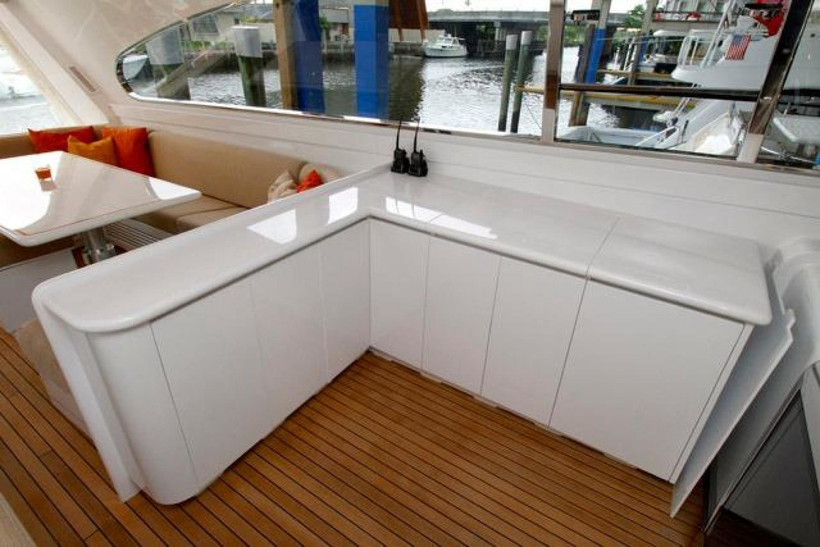Leopard-Express-Motor-Yacht-2007-Happy-One-Miami-Florida-United-States-Galley-923715