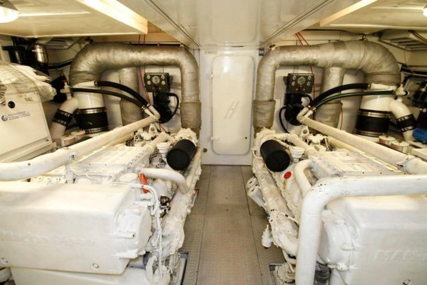 Leopard-Express-Motor-Yacht-2007-Happy-One-Miami-Florida-United-States-Engine-Room-923744