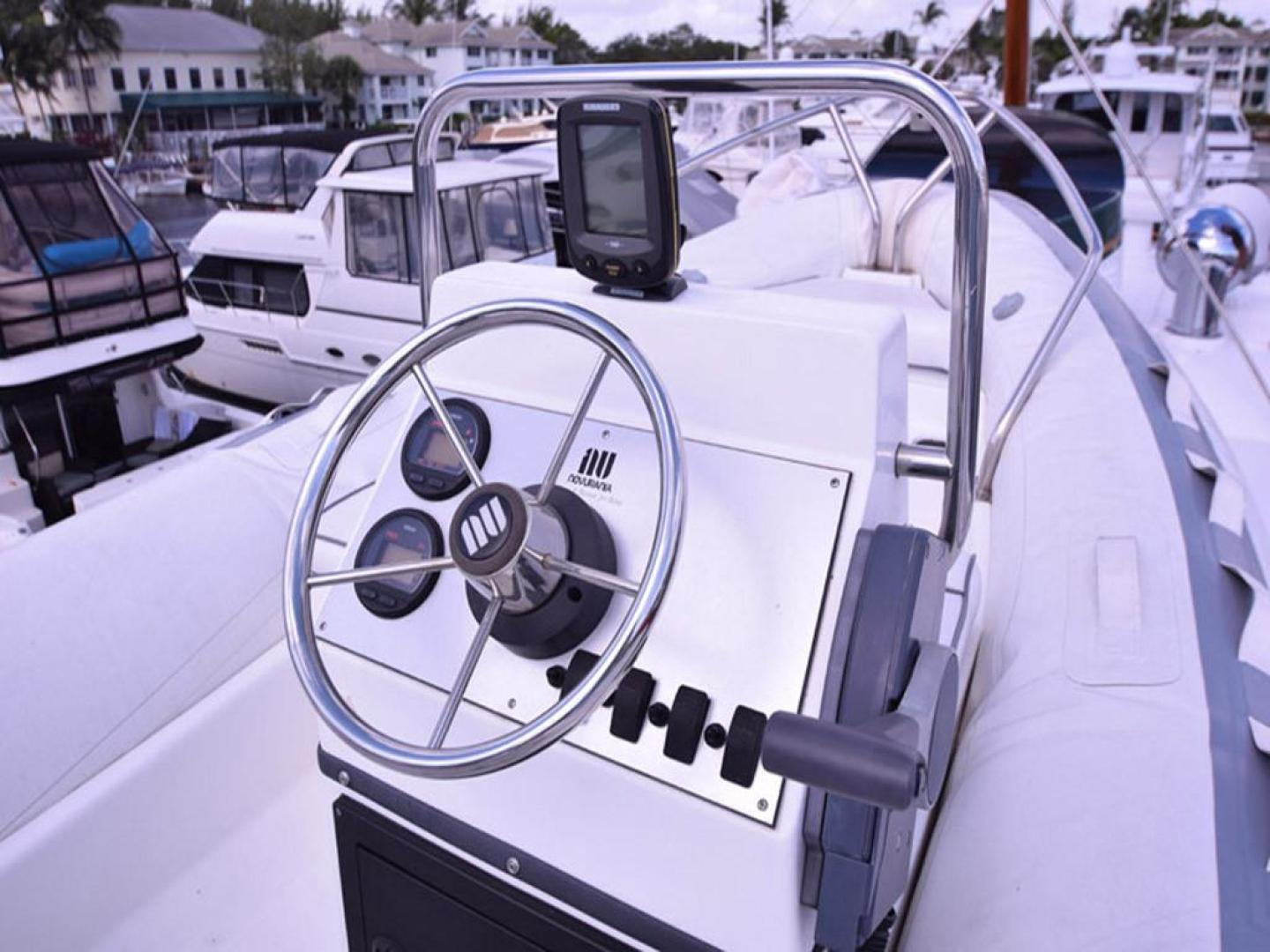 Burger-Raised Pilothouse 1958-Diane Ft. Lauderdale-Florida-United States-Tender at Helm-369391 | Thumbnail