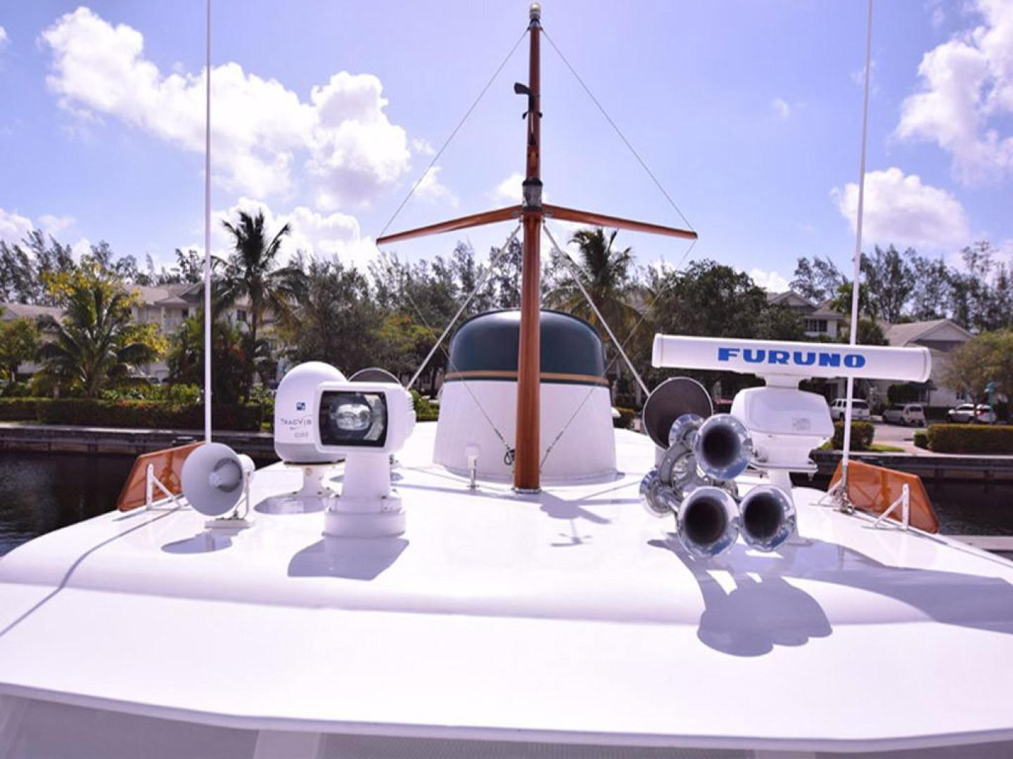 Burger-Raised Pilothouse 1958-Diane Ft. Lauderdale-Florida-United States-Top Deck-369386 | Thumbnail