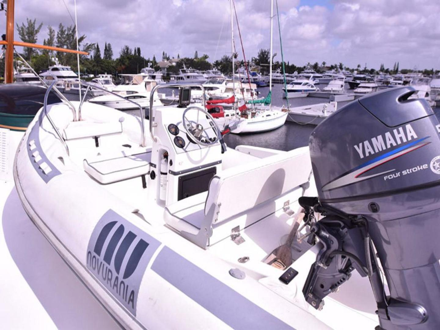 Burger-Raised Pilothouse 1958-Diane Ft. Lauderdale-Florida-United States-Tender Port Side-369393 | Thumbnail