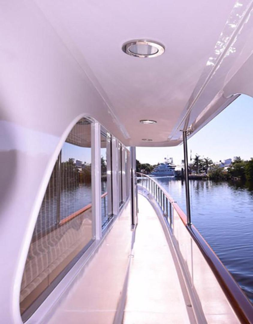 Burger-Raised Pilothouse 1958-Diane Ft. Lauderdale-Florida-United States-Starboard Side Detail-369381 | Thumbnail