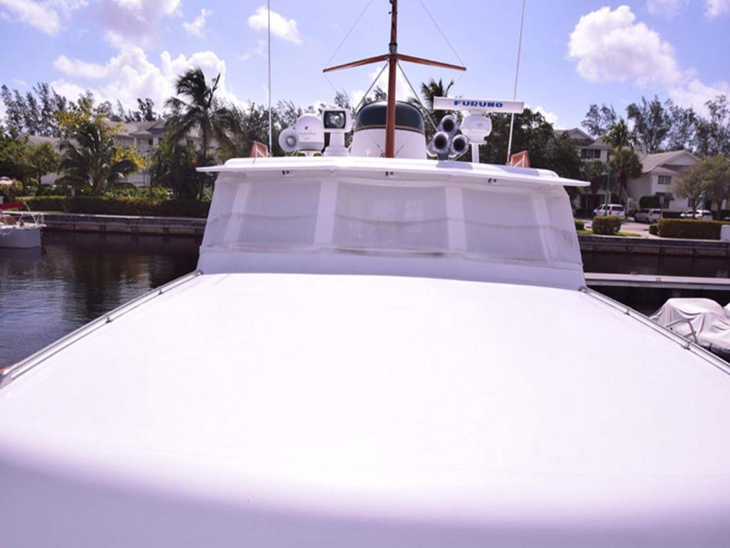 Burger-Raised Pilothouse 1958-Diane Ft. Lauderdale-Florida-United States-View with Wheelhouse Windows-369379 | Thumbnail