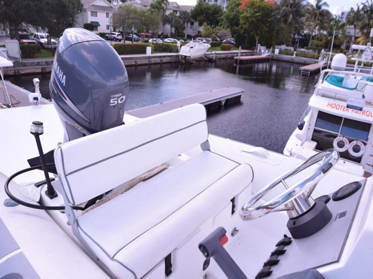 Burger-Raised Pilothouse 1958-Diane Ft. Lauderdale-Florida-United States-Tender with Seats-369392 | Thumbnail