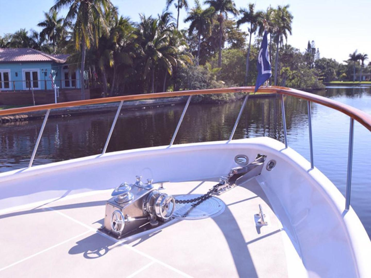 Burger-Raised Pilothouse 1958-Diane Ft. Lauderdale-Florida-United States-Bow and Windlass-369371 | Thumbnail