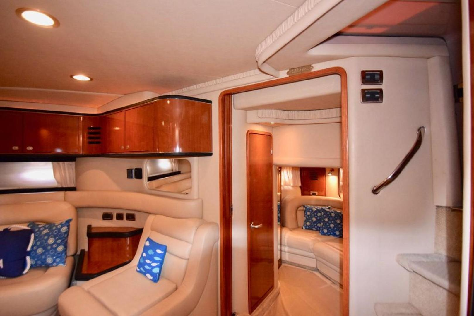 Sea Ray-Sundancer 2004-Bubba The Final Version? Dania Beach-Florida-United States-From Galley into Mid Stateroom-368965 | Thumbnail