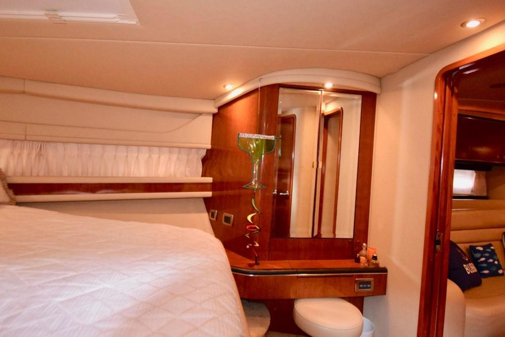 Sea Ray-Sundancer 2004-Bubba The Final Version? Dania Beach-Florida-United States-Main Stateroom from Port to Starboard-368977 | Thumbnail
