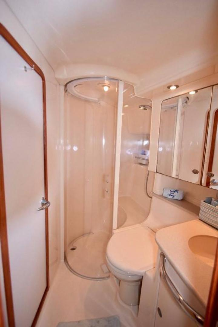 Sea Ray-Sundancer 2004-Bubba The Final Version? Dania Beach-Florida-United States-Main Stateroom Head and Shower-368979 | Thumbnail