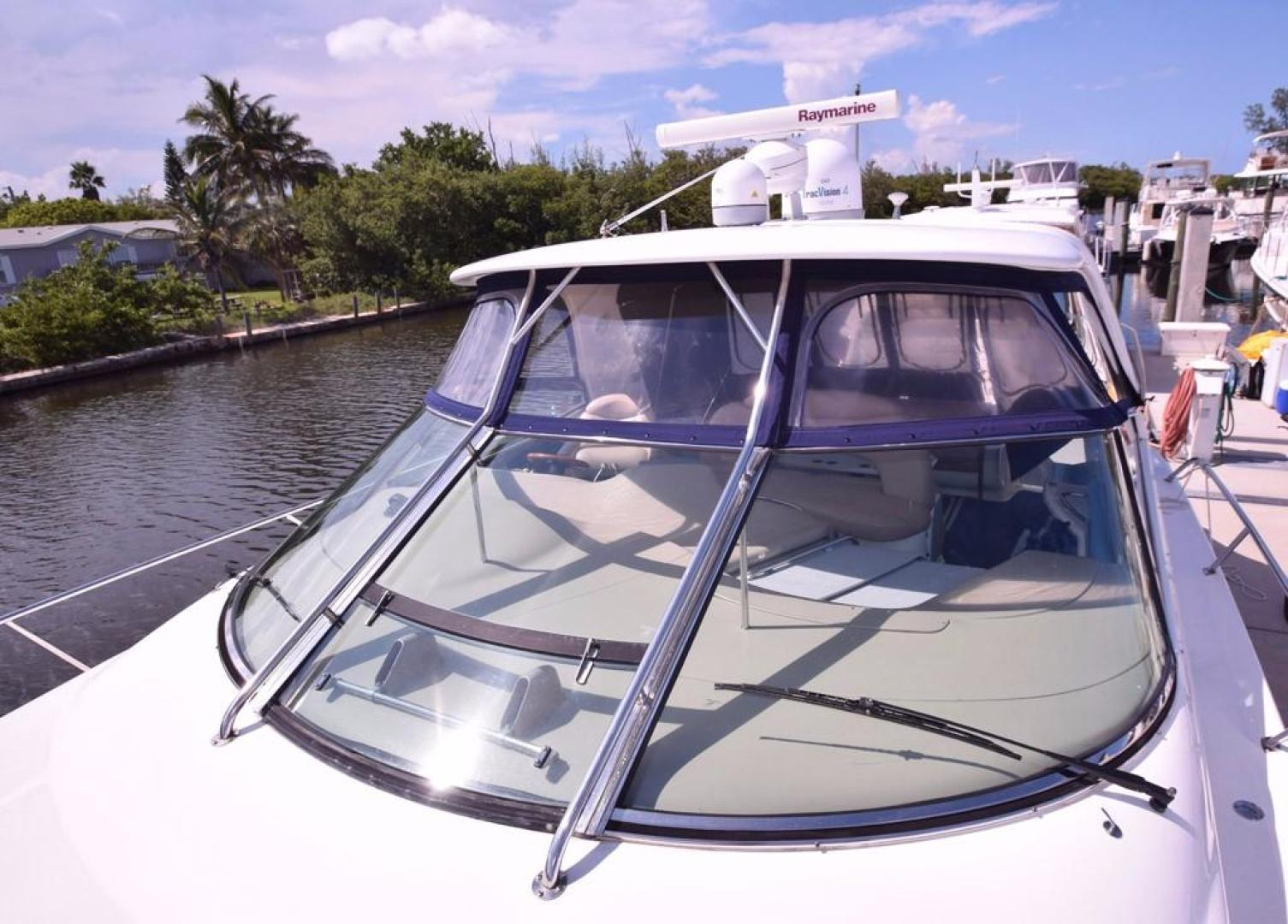 Sea Ray-Sundancer 2004-Bubba The Final Version? Dania Beach-Florida-United States-Exterior Side of Helm-368989 | Thumbnail