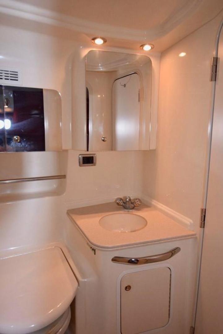 Sea Ray-Sundancer 410 2002-Float Days Ft. Lauderdale-Florida-United States-Vanity-369105 | Thumbnail