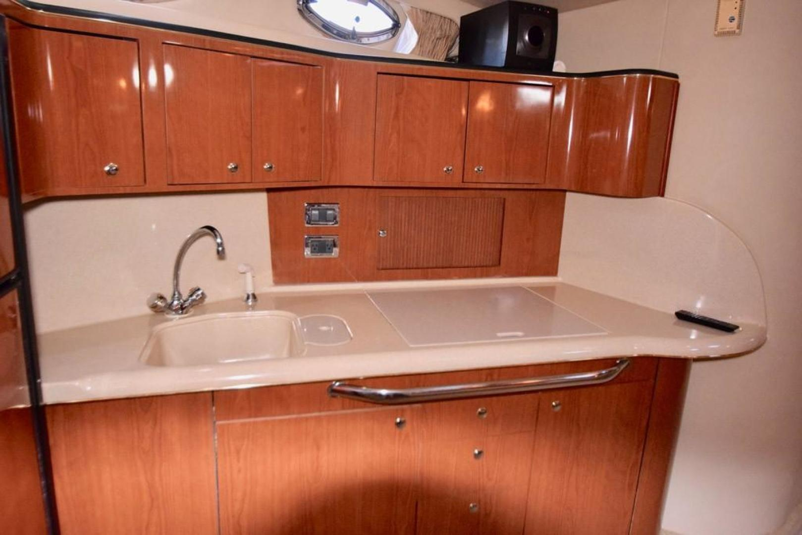 Sea Ray-Sundancer 410 2002-Float Days Ft. Lauderdale-Florida-United States-Galley Detail-369103 | Thumbnail