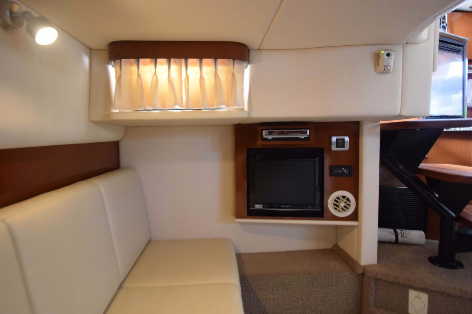 Sea Ray-Sundancer 2008-Heaven Sent Miami Beach-Florida-United States-Conversation Pit with TV-369189 | Thumbnail