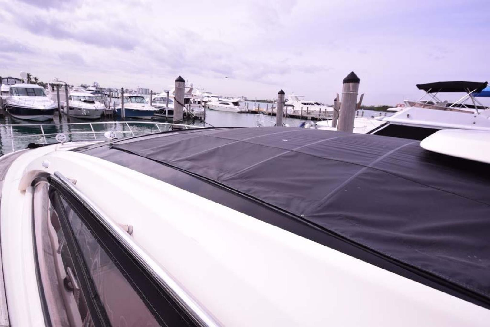 Azimut-48 ATLANTIS 2013-Spectrum Miami-Florida-United States-Retractable Roof Overview from Top-369640 | Thumbnail