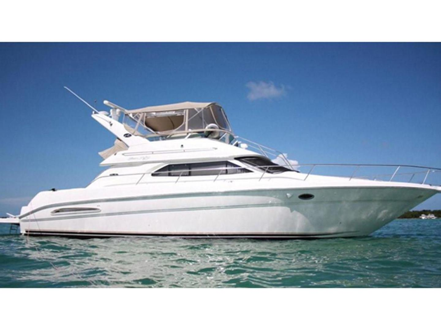 Used Sea Ray 45 Express Bridge For Sale In Florida Dani