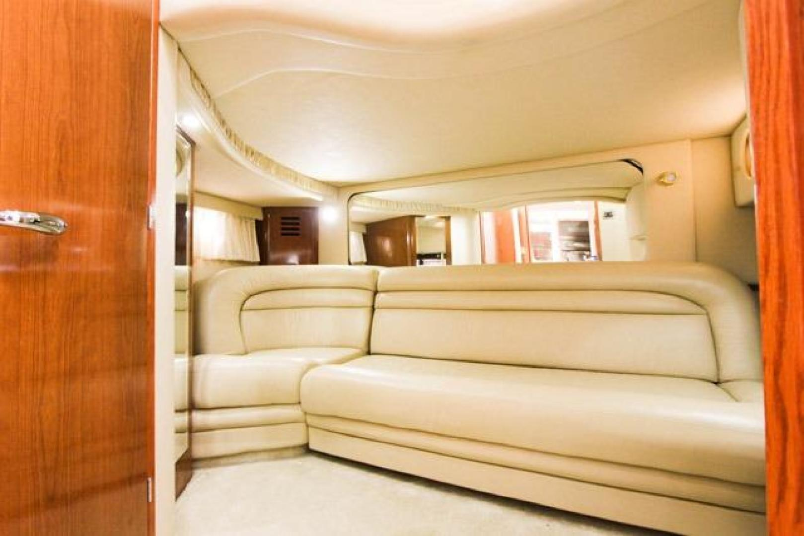 Sea Ray-460 Sundancer 2002 -Miami-Florida-United States-Mid Cabin Convertible Sofa-368471 | Thumbnail