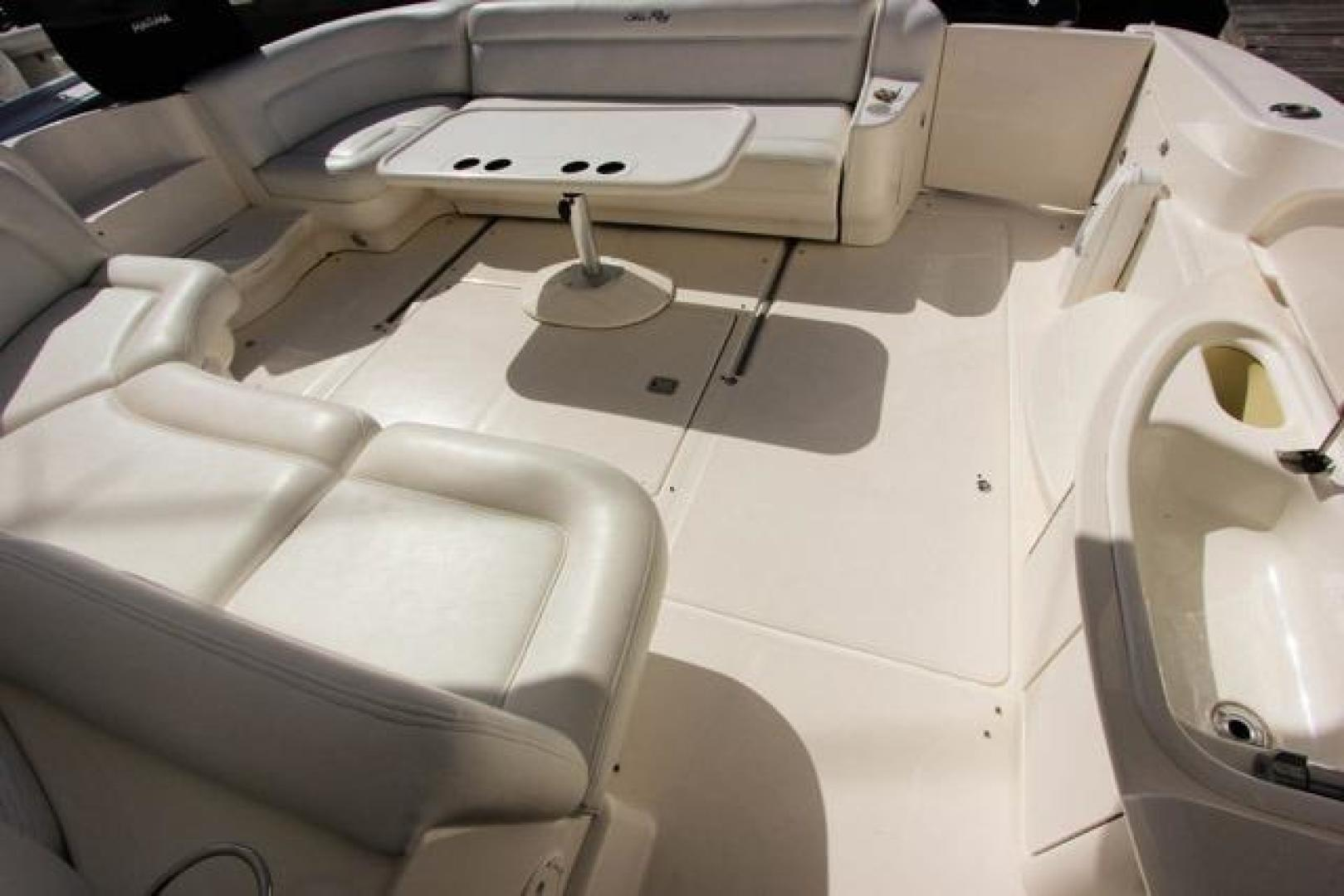 Sea Ray-460 Sundancer 2002 -Miami-Florida-United States-Cockpit-368481 | Thumbnail