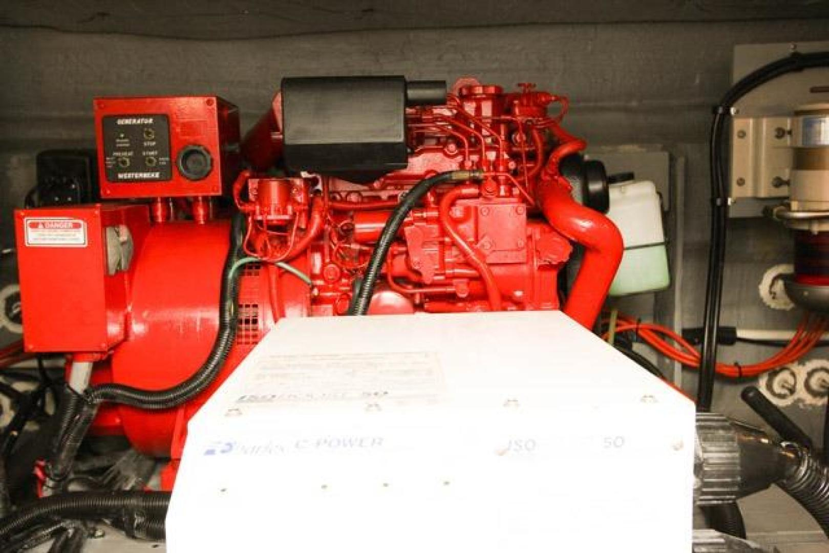 Sea Ray-460 Sundancer 2002 -Miami-Florida-United States-Westerbeke 12KW Generator-368492 | Thumbnail