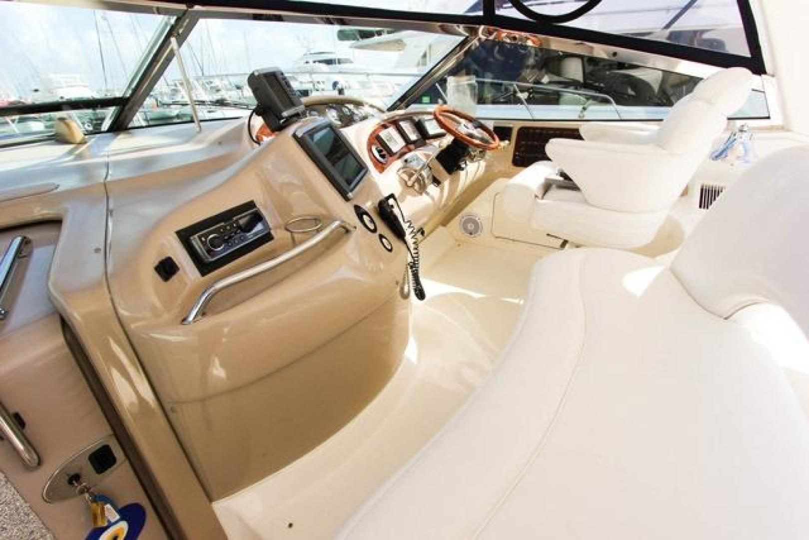 Sea Ray-460 Sundancer 2002 -Miami-Florida-United States-Helm-368479 | Thumbnail