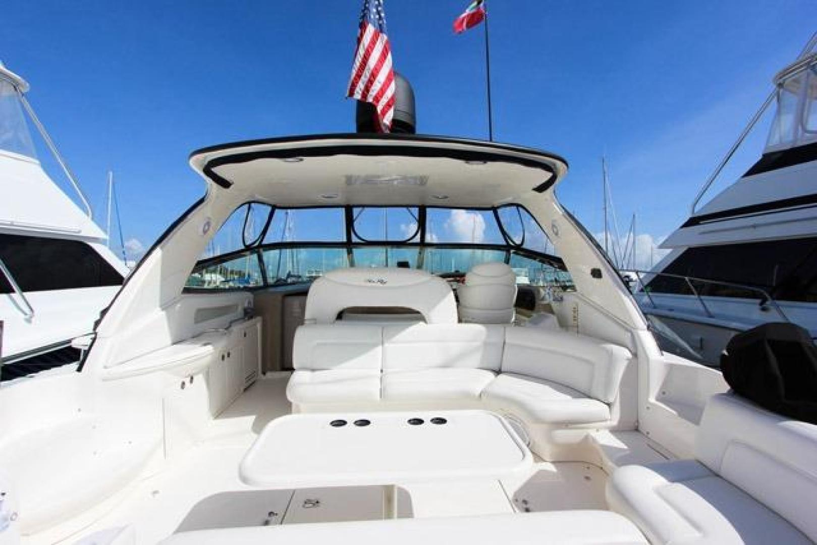 Sea Ray-460 Sundancer 2002 -Miami-Florida-United States-Cockpit-368480 | Thumbnail