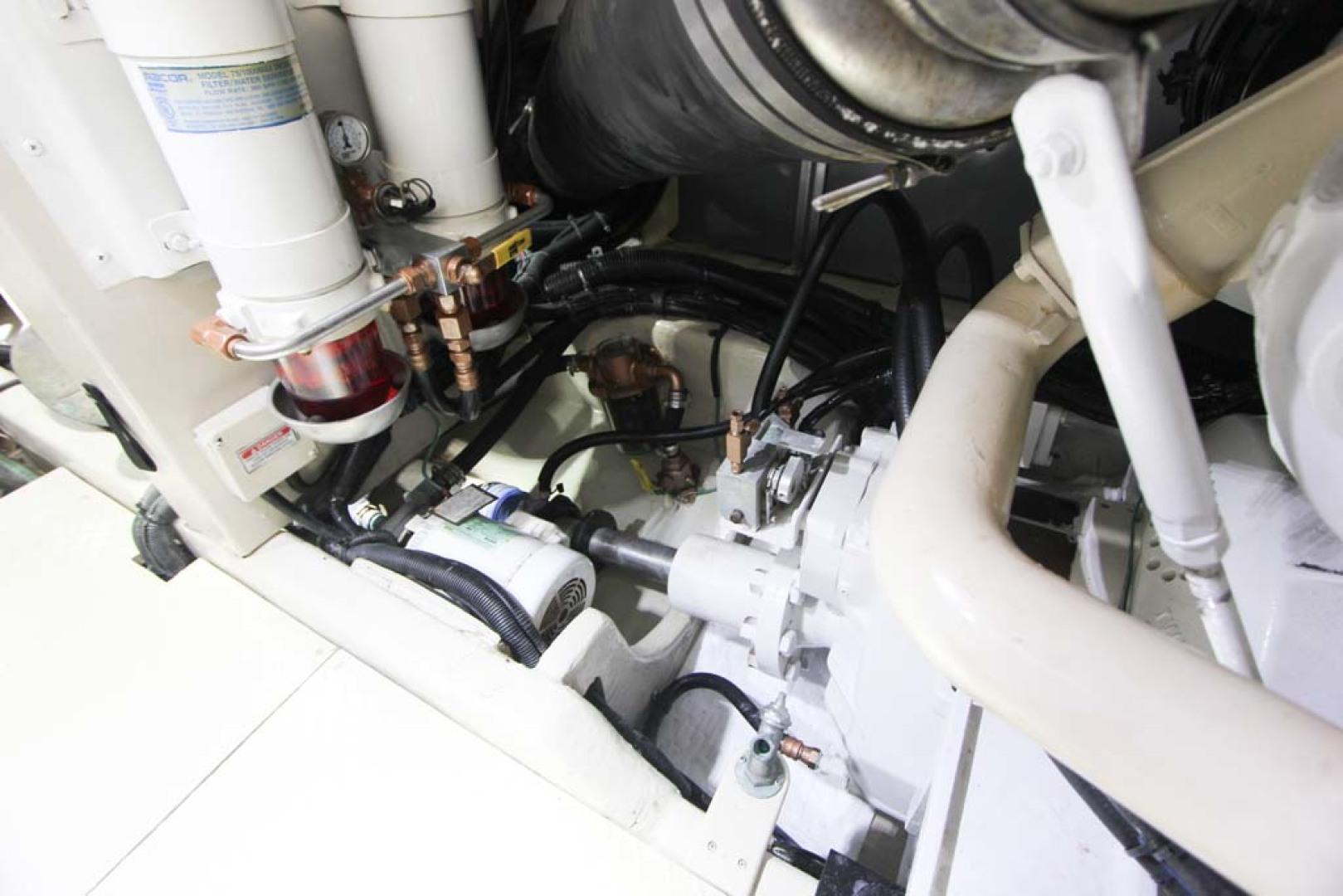 Sea Ray-Sundancer 2001-Lasting Impression Ft. Lauderdale-Florida-United States-Engine Room-1065013 | Thumbnail
