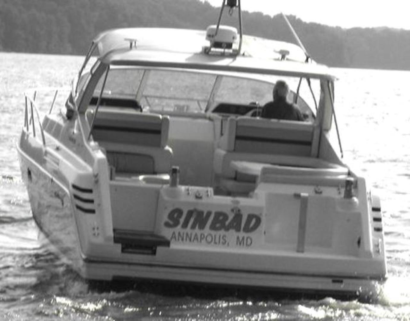 Cranchi-Mediterranée 40 1997-Sinbad Annapolis-Maryland-United States-Stern-923088 | Thumbnail
