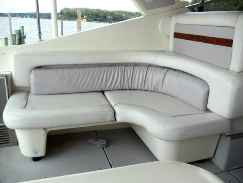 Cranchi-Mediterranée 40 1997-Sinbad Annapolis-Maryland-United States-Deck Seating-923084 | Thumbnail