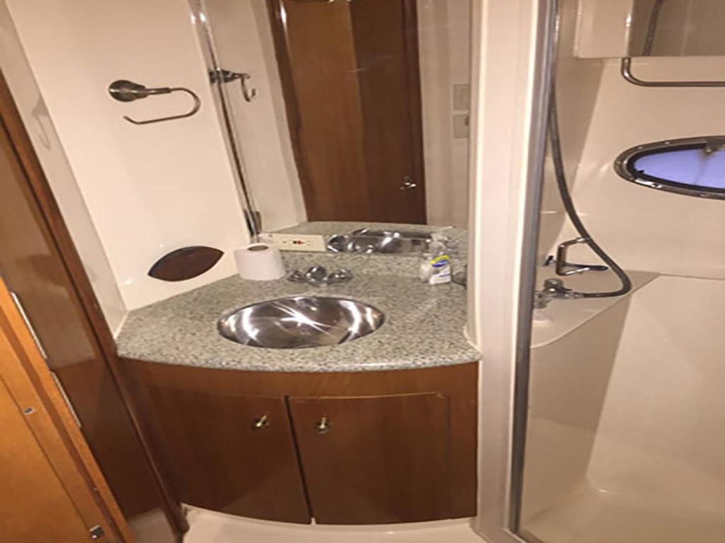 Carver-466 Motor Yacht 2001-Rollin in the Tides Pensacola-Florida-United States-Standup Shower and Sink-377501 | Thumbnail