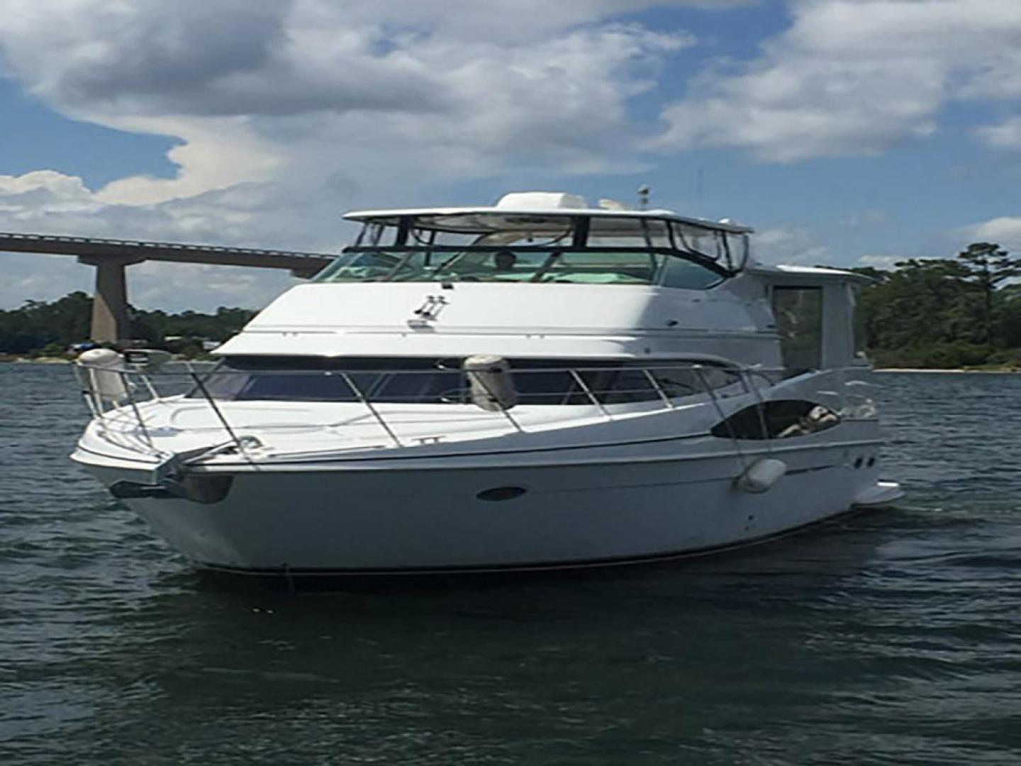 Carver-466 Motor Yacht 2001-Rollin in the Tides Pensacola-Florida-United States-Port Bow View-377505 | Thumbnail