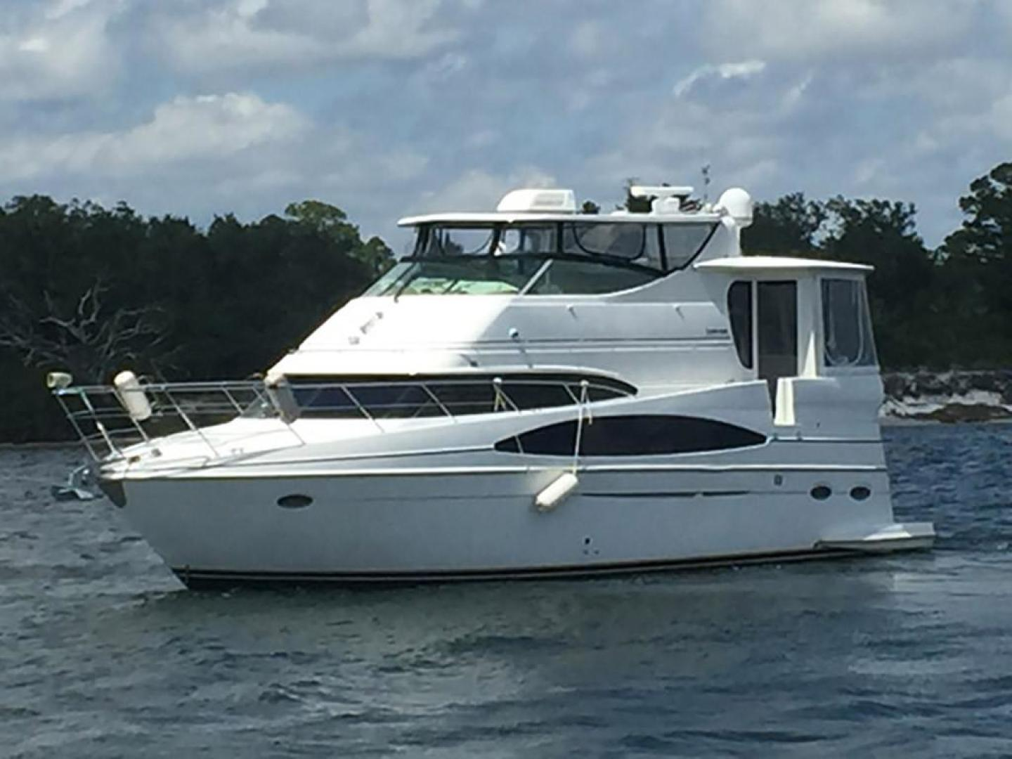 Carver-466 Motor Yacht 2001-Rollin in the Tides Pensacola-Florida-United States-Port Bow View-377506 | Thumbnail