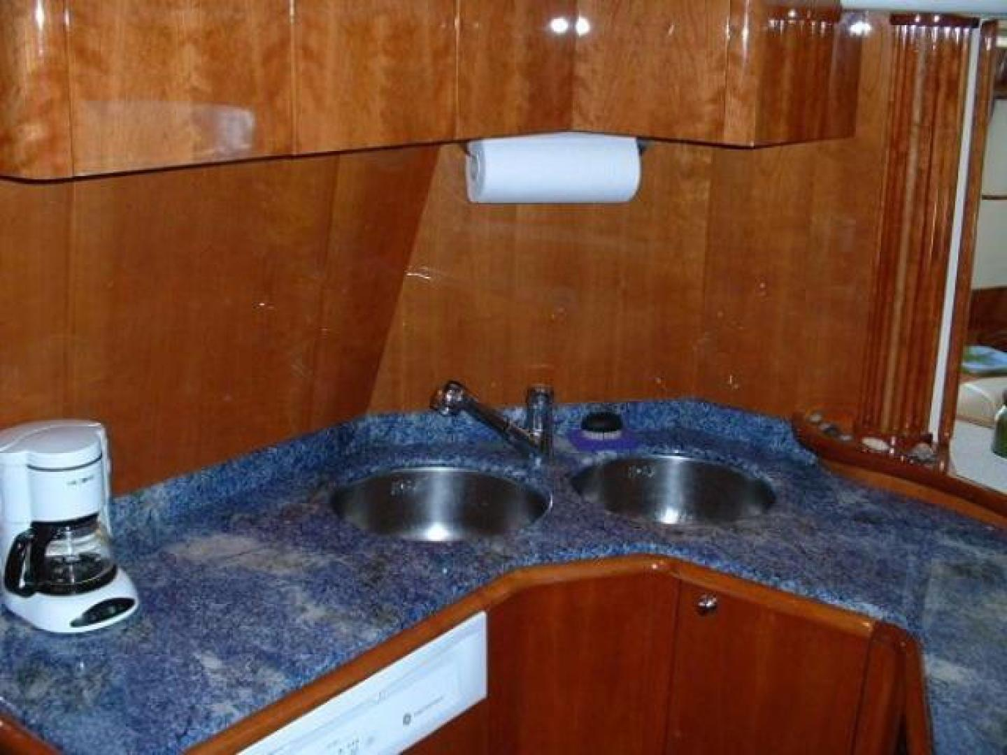 Azimut-Sea Jet 2000-Confidential Lady Orange Beach-Alabama-United States-Galley Sinks and Granite Countertops-376543 | Thumbnail