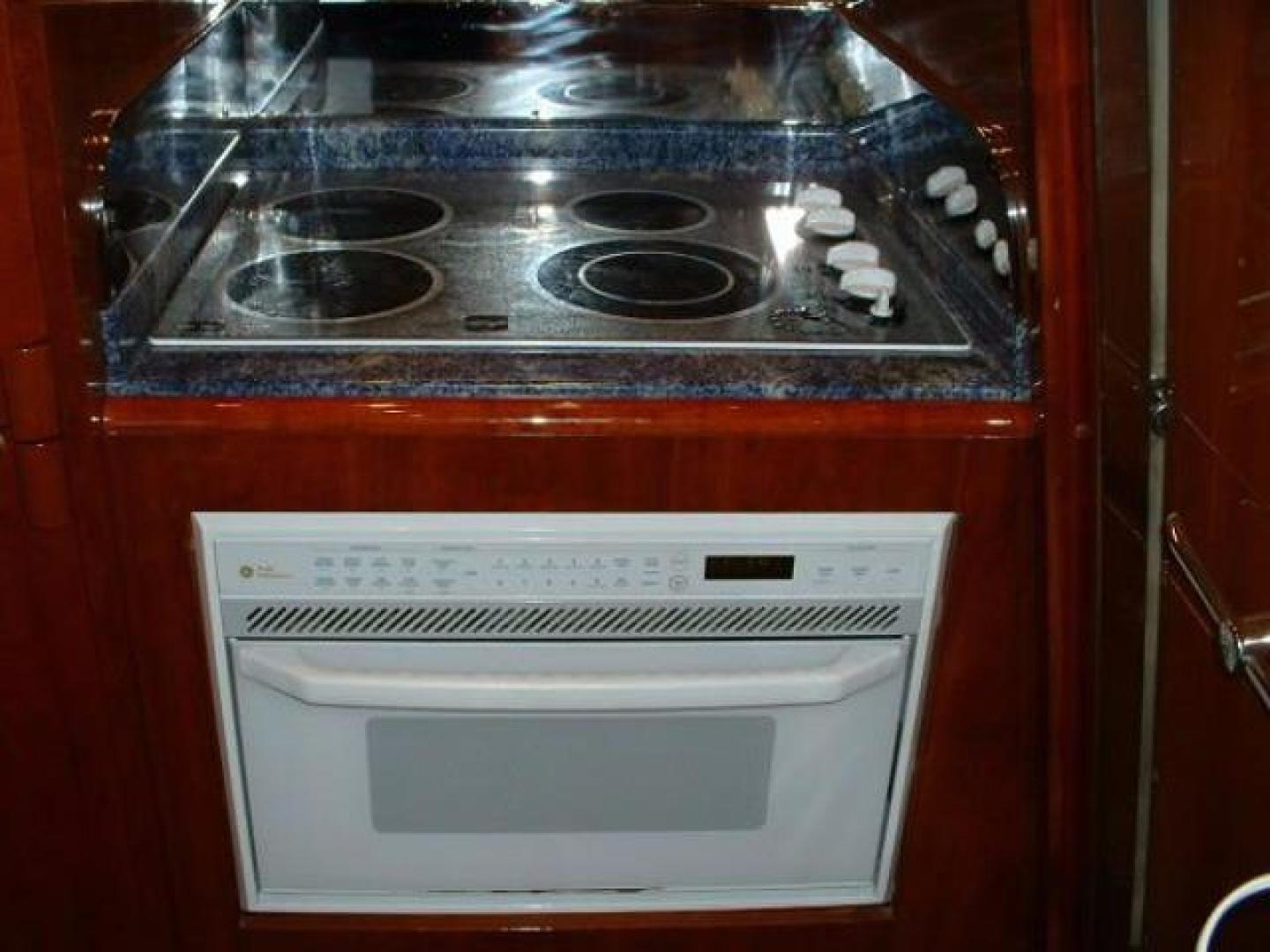 Azimut-Sea Jet 2000-Confidential Lady Orange Beach-Alabama-United States-GE Stove and Microwave-376544 | Thumbnail