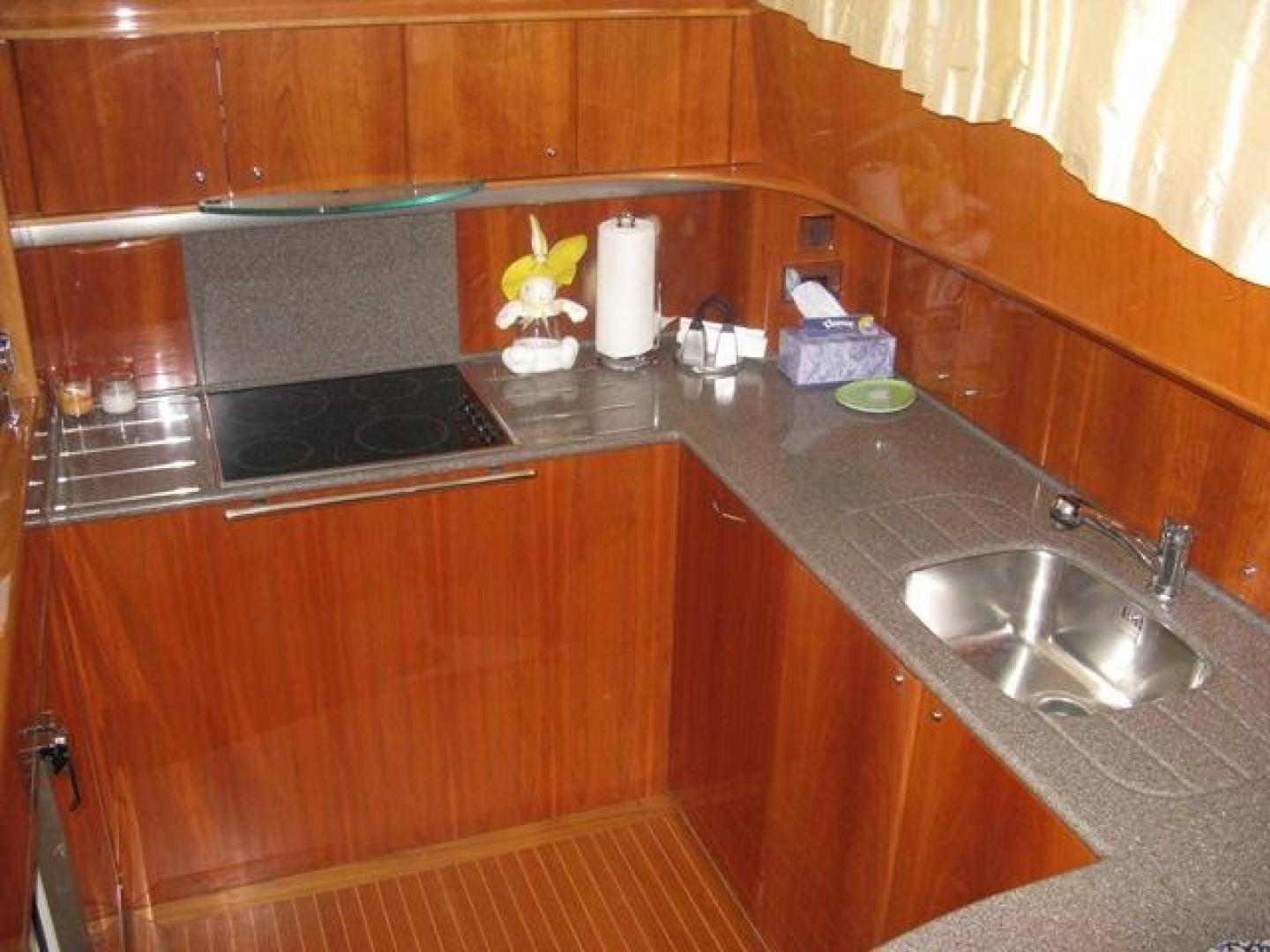 Viking-65 Sports Cruiser 2002-Prima Donna Stuart-United States-Galley-924249 | Thumbnail
