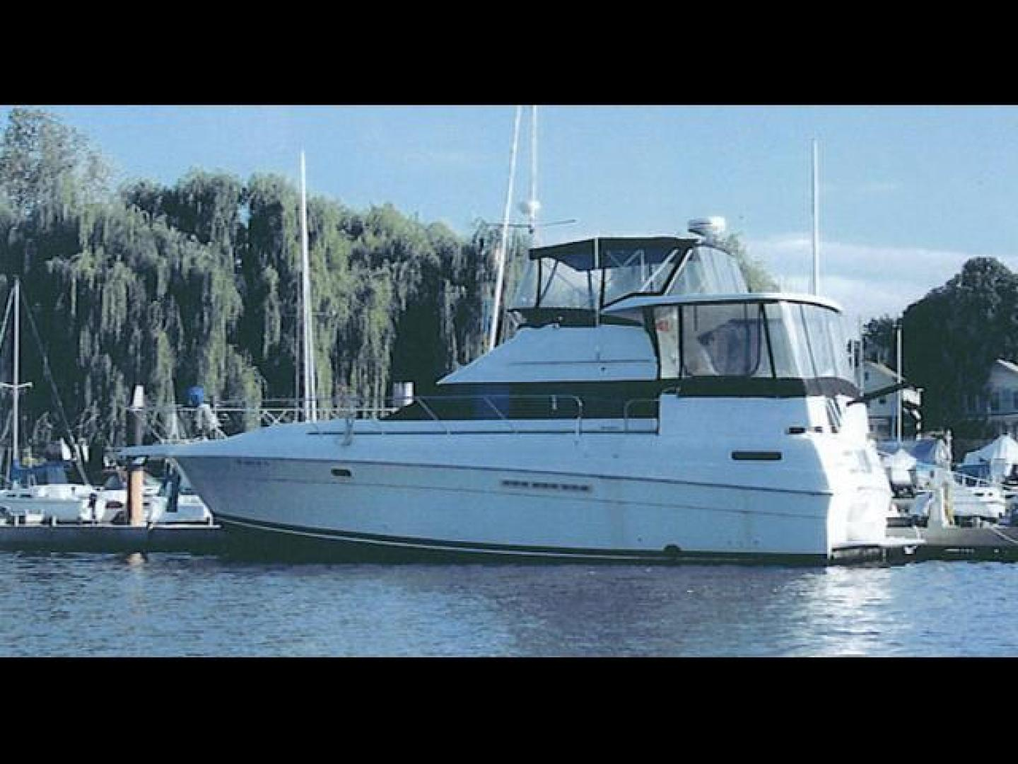 Silverton-AFT CABIN 1995-Miss Adventure II Kingston-New York-United States-Main Profile-373769 | Thumbnail