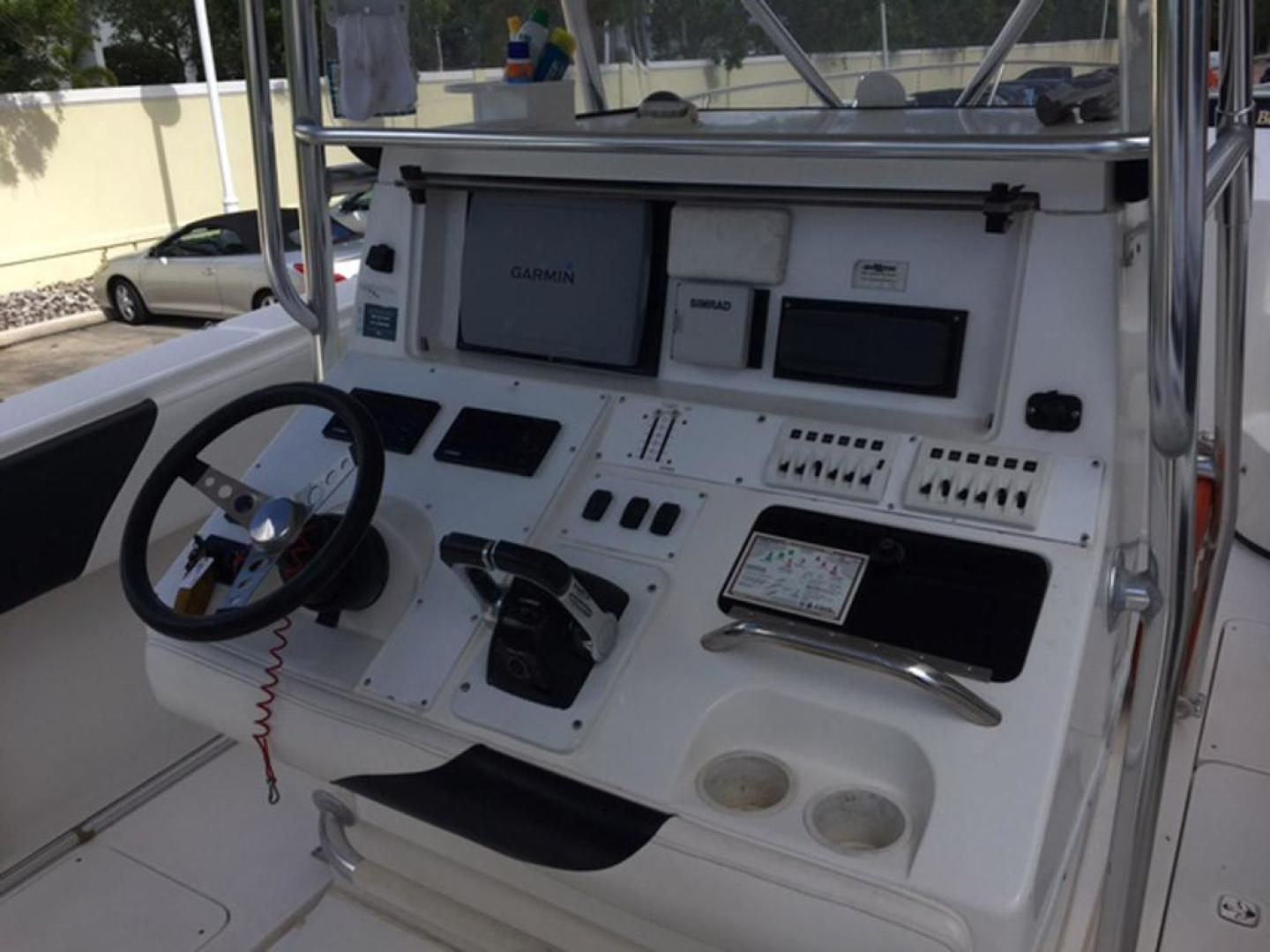 Fountain-Center Console TE 2004/2012 2004 -Naples-Florida-United States-Helm-373850 | Thumbnail