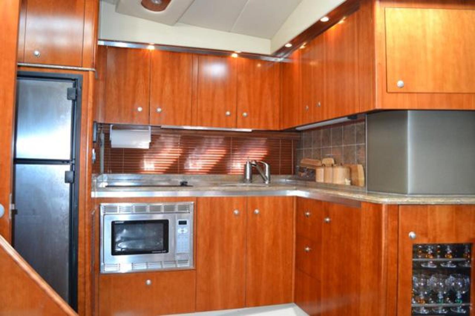 Cruisers Yachts-460 Express 2008-Bikini Blues Miami-Florida-United States-Galley-924360 | Thumbnail