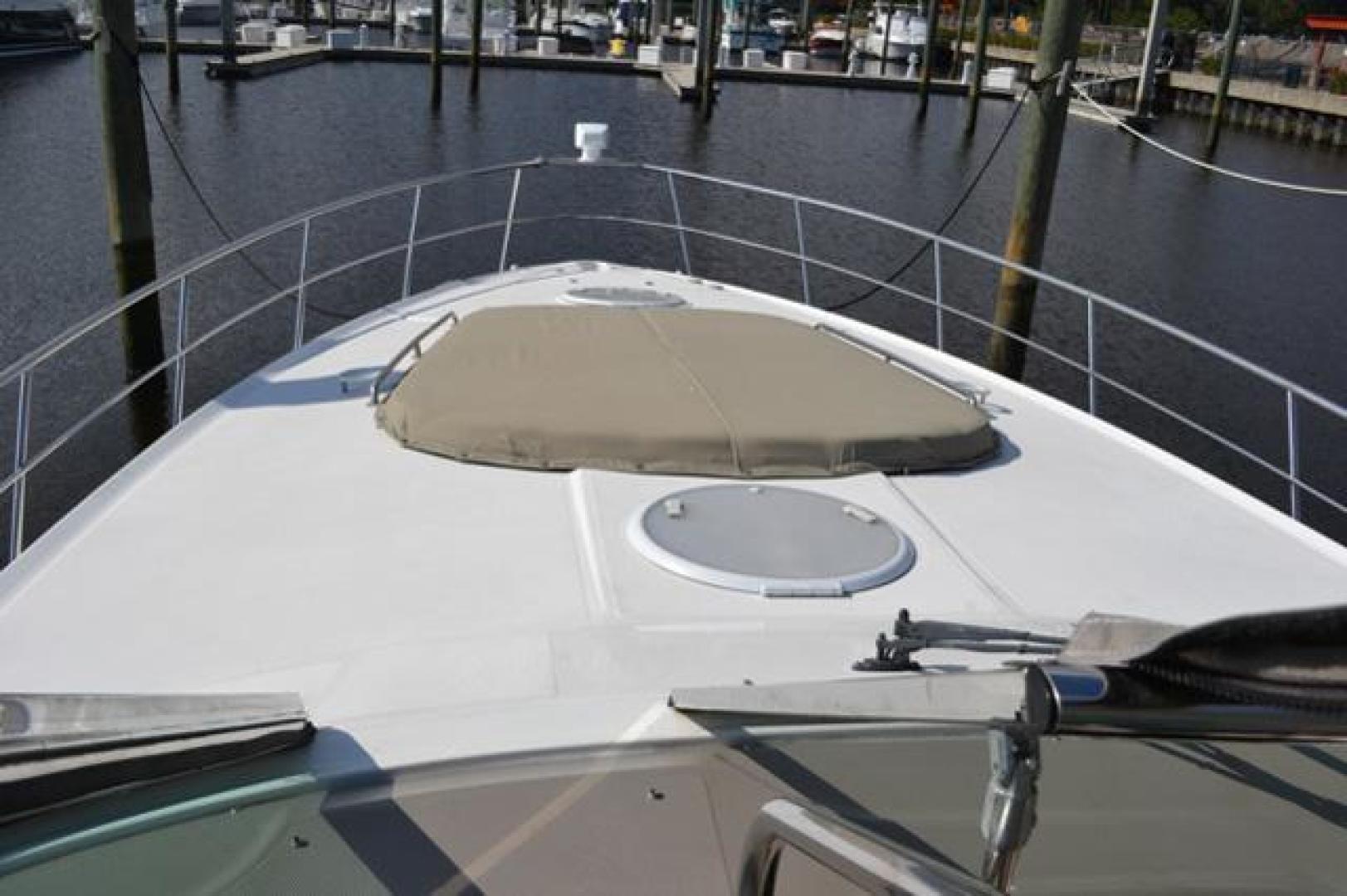 Cruisers Yachts-460 Express 2008-Bikini Blues Miami-Florida-United States-Foredeck-924372 | Thumbnail