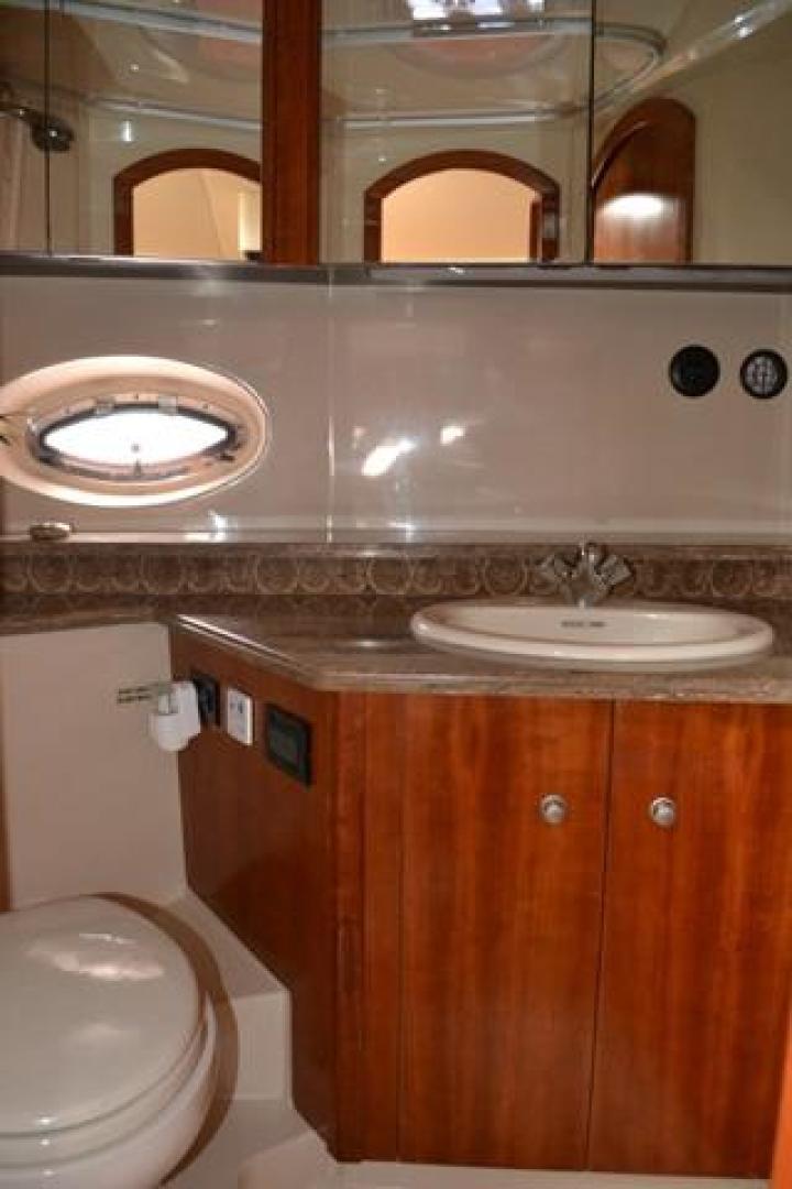 Cruisers Yachts-460 Express 2008-Bikini Blues Miami-Florida-United States-Master Head-924364 | Thumbnail