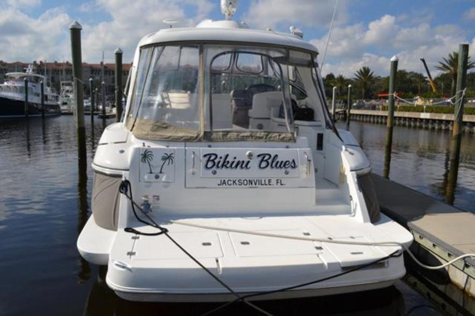 Cruisers Yachts-460 Express 2008-Bikini Blues Miami-Florida-United States-Swim Platform-924379 | Thumbnail