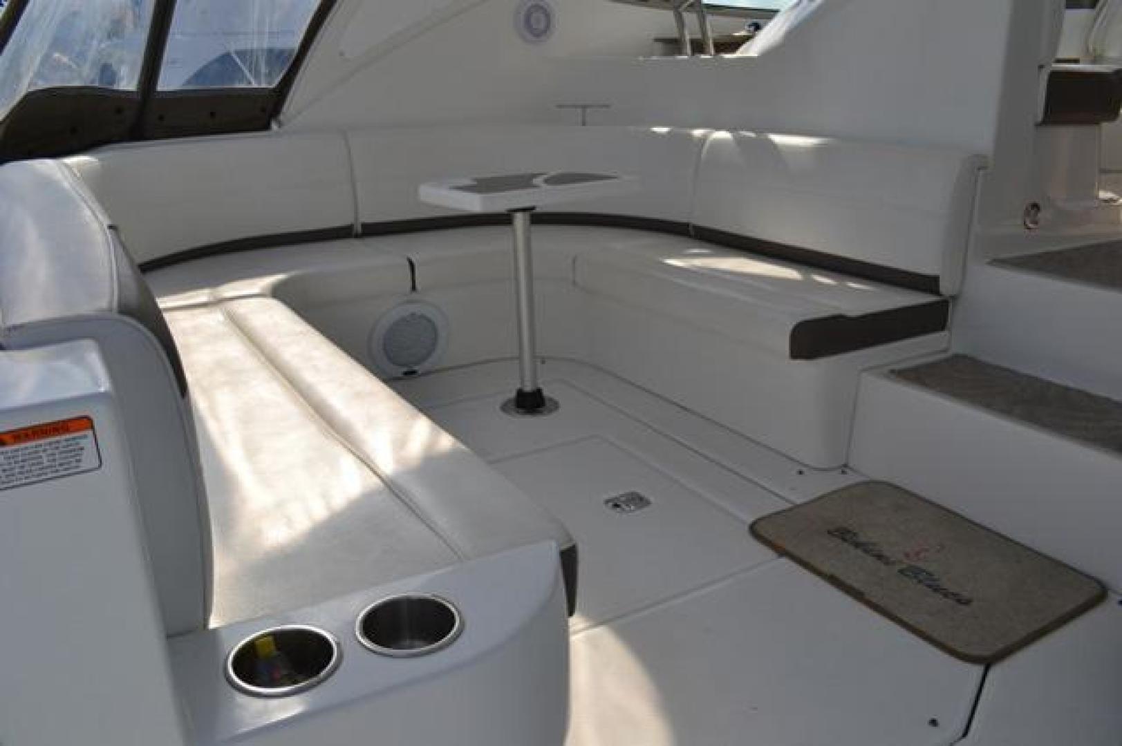 Cruisers Yachts-460 Express 2008-Bikini Blues Miami-Florida-United States-Aft Cockpit Seating-924377 | Thumbnail