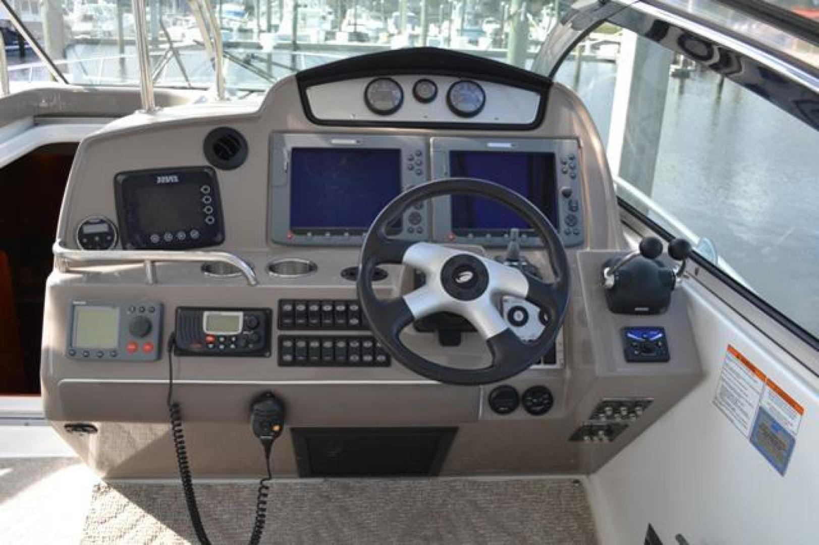 Cruisers Yachts-460 Express 2008-Bikini Blues Miami-Florida-United States-Helm-924380 | Thumbnail