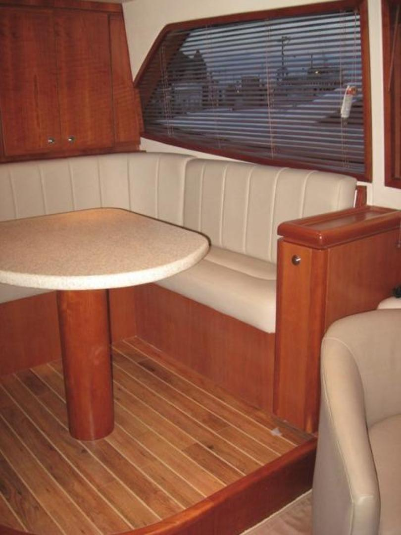 Bertram-Convertible 2007-Uriana Florida-United States-Teak and Holly Flooring-374036 | Thumbnail
