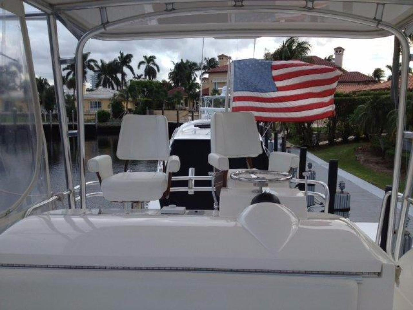 Bertram-Convertible 2007-Uriana Florida-United States-2 Helm Chairs-374058 | Thumbnail